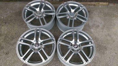 極新 德國製 RH be twin 5孔112 18吋 輕量化鋁圈 AMG C63 E63 W205 VW R32 OZ