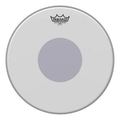 大鼻子樂器 Remo 14吋 鼓皮 Controlled Sound Coate 單層白點 小鼓皮