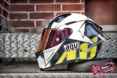 ♚賽車手的試衣間♚ VR46 Rossi AGV Pista GP RR World Title 2003 安全帽 限量