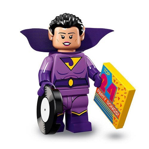 現貨【LEGO 樂高】2018最新 蝙蝠俠電影2 人偶包抽抽樂 人偶系列 71020 | #13 雙胞胎妹妹 Jayna