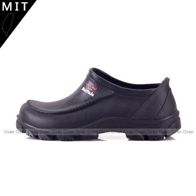 Ovan 男女款 牛頭牌 Buffalo 防滑防油防水 廚師鞋 工作鞋 雨鞋 36~44號 台灣製造
