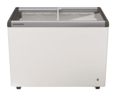 #全省服務  LIEBHERR德國利勃海爾 222公升 3尺5 玻璃推拉冷凍櫃 EFE-3002 依地區運費另計