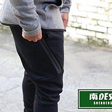 南◇現  NIKE JOGGER Pants 棉褲 長褲 縮口褲 束口褲 805163-010 防水拉鍊 黑色