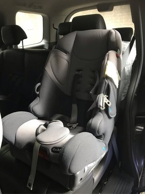 Combi prim long EG car seat