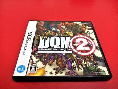㊣大和魂電玩㊣任天堂NDS遊戲 勇者鬥惡龍 怪獸仙境2 Joke{日版}編號:L2---2DS 3DS 主機可玩