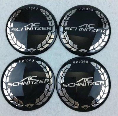 賓士 Benz AC 鋁圈 輪圈中心蓋貼紙標誌 貼標65 MM c320 c200 c250 c300 w203 amg