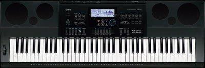 【現代樂器】CASIO WK-6600卡西歐 76鍵多功能高階電子琴 讓作曲與演奏變得更簡單 贈超值配件