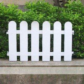 【KA530圍欄片】長50*高30cm 籬笆 可撘配【KA250圍欄片】塑膠製 4片/套-5101002