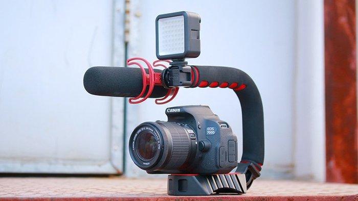 Ulanzi U-Grip 相機支架 手持支架 C型架 攝影 Vlog  擴展架 手機架 台南PQS