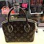 LV m40599 Limited Edition Monogram Fetish Lockit Mini BB Bag
