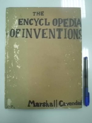 A5cd☆『THE  ENCYCLOPEDIA  OF  INVENTIONS』Marshall  Cavendish