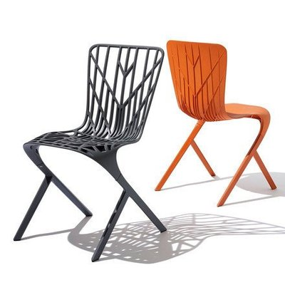 D✚L 正品傢俱 Knoll Washington 骷髏椅 餐椅 書桌椅 休閒椅 咖啡椅 knoll 全系列代購