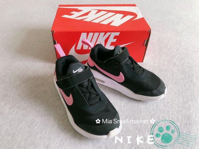 ✔️【Nike 耐吉 兒童氣墊鞋】網眼布輕盈透氣 Max Air氣墊緩震輕盈舒適💯㊣專櫃正品貨 💟尺寸CM:15公分(腳長)