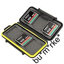 JJC MC-CF6 記憶卡 memory card case 收藏盒 保護盒 貯存盒 (可放6張 CF卡)