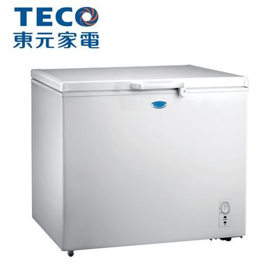 【可可電器】東元330公升上掀式冷凍櫃 RL3517W