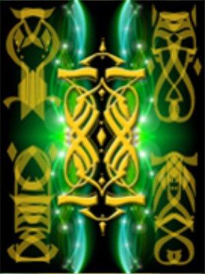 [心靈之音] #115 通往亞特蘭提斯的黃金之鑰(創意與魔法) -能量催化圖-美國進口中文說明