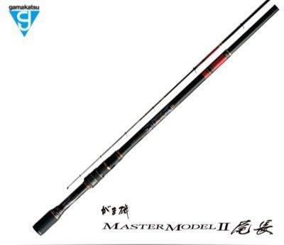 GAMAKATSU MASTER MODEL II 尾長 M-50