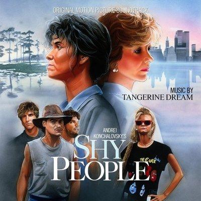 """""""Shy People""""- Tangerine Dream,全新美版,S80"""