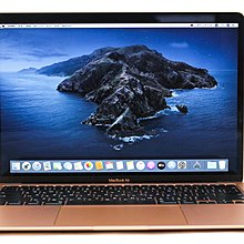 【台南橙市3C】Apple MacBook Air 玫瑰金 13.3吋 i5 1.1 8G 256G  #61044