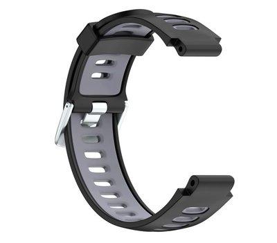KINGCASE (現貨) Garmin Approach S6 S20 雙色錶帶高爾夫版矽膠軟膠錶帶