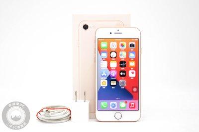 【高雄青蘋果3C】Apple iPhone 8 64G 64GB 金 4.7吋 iOS 14.0.1 #57125