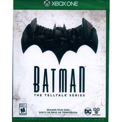 (現貨全新) XBOX ONE 蝙蝠俠:秘密系譜 中英文美版 Batman: The Telltale Series