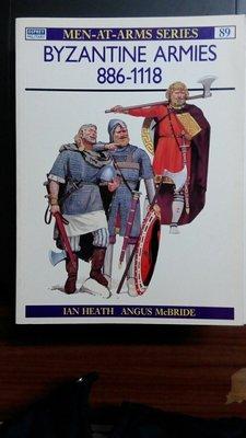 MEN-AT-ARMS SERIES  /  BYZANTINE  ARMIES
