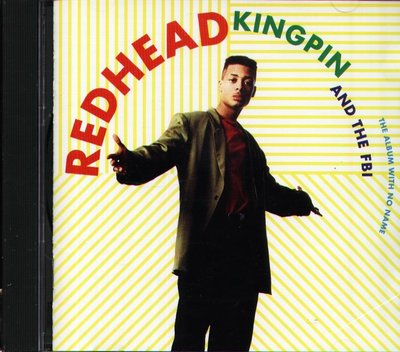K - Redhead Kingpin - Album With no Name 1991 - 日版