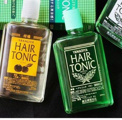 現貨 日本柳屋 YANAGIYA 生髮液 髮根營養液 育髮防脫柳屋營養液 240ml