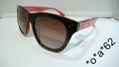 anna sui  原裝太陽眼鏡    原1500  貨尾大減價.只剩一件. 編號599