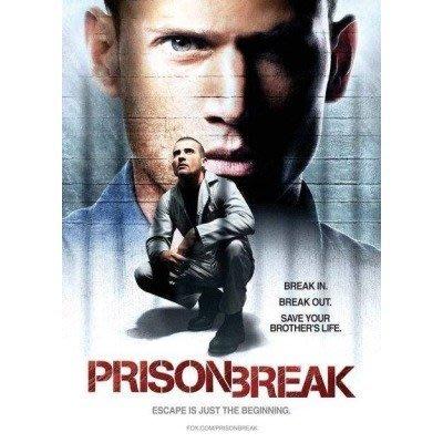 歐美劇《Prison Break 越獄風雲》第1-4季