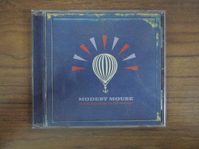 ◎MWM◎【二手CD】Modest Mouse-The Ship Even Sank 英文歌詞