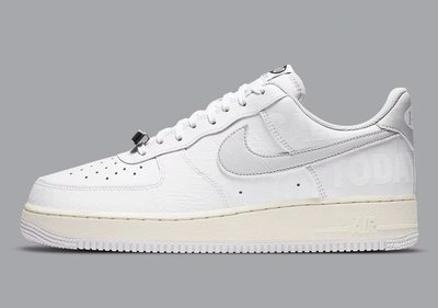 南◇2020 11月 Nike Air Force 1 07 Toll Free 1-800 CJ1631-100 白色