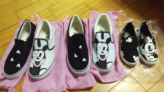 米奇 親子鞋