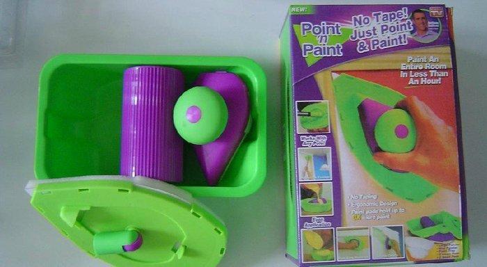 point n paint/油漆刷/家用刷/多功能滾筒刷199元