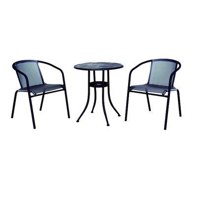 【紅豆戶外休閒傢俱】鐵板紗網桌椅組 一桌二椅 庭園桌椅 咖啡廳桌椅 餐廳桌椅 中庭桌椅 民宿桌椅 農場桌椅 鋁合金桌椅
