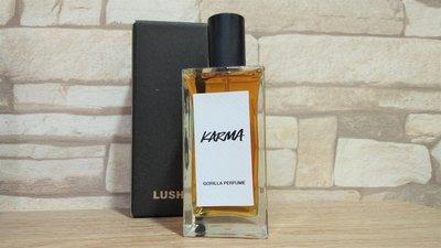Lush 冥想香水 Karma 1ml噴式試香