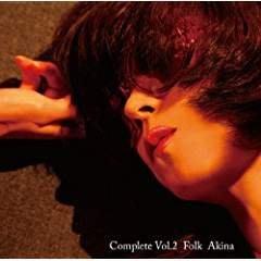 中森明菜 Akina Nakamori  フォーク・ソング2 ~歌姫哀翔歌 35 周年限量 High Quality C