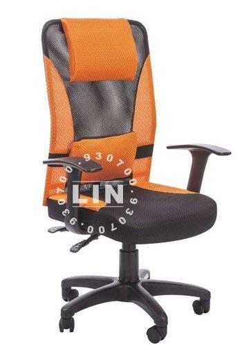 【品特優家具倉儲】P362-11辦公椅主管椅網布ND-01高背辦公椅