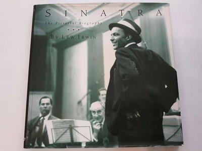 精裝版《Sinatra:The Pictorial Biography》法蘭克辛納屈相片傳記(原文)│Lew Irwin