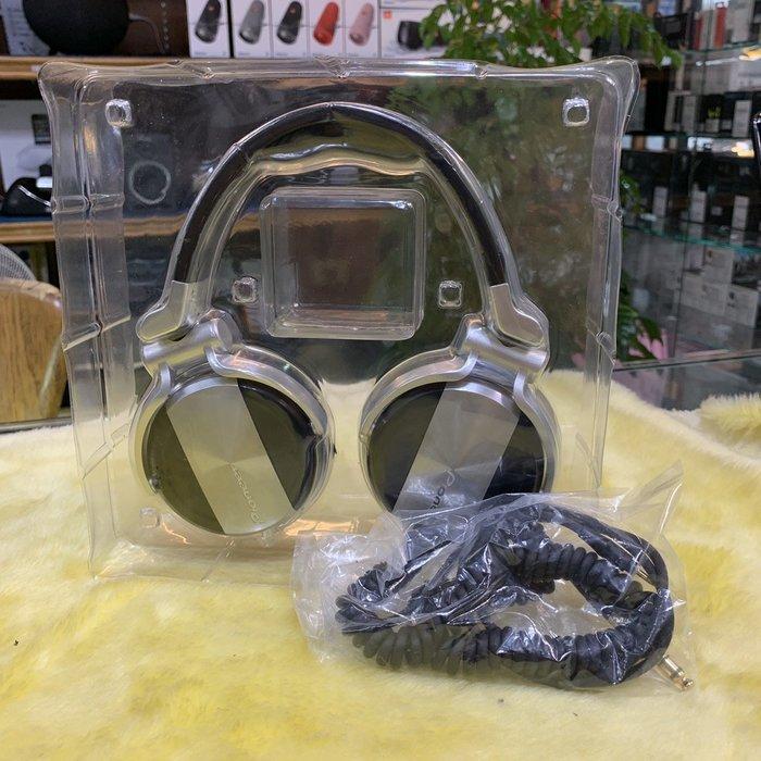 限量一支 視聽影訊 Pioneer HDJ-1500 銀 DJ耳機 Hi-Fi耳機 先鋒公司貨保固一年 另SOLO HD