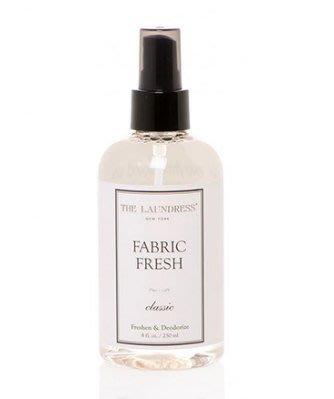 【甜心小熊】The laundress 衣物香氛噴霧 Classic Fabric Fresh 2 fl oz 台灣專櫃