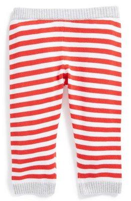 *小豆仔的屋Dou Dou House*美國進口Nordstrom童裝/紅色條紋針織保暖透氣內搭褲(現貨)