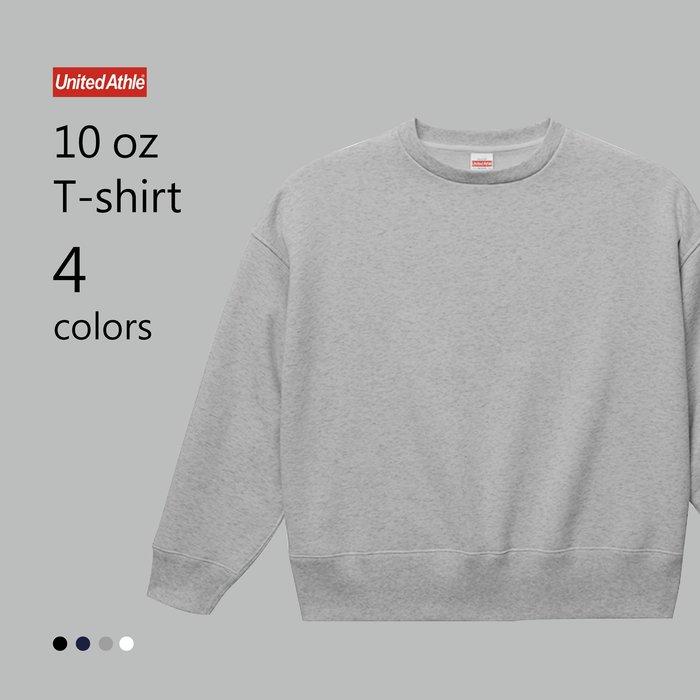WaShiDa【UA5627】United Athle × 10磅 T/C 落肩 船型領 長袖T恤 (預訂款九月下旬到貨