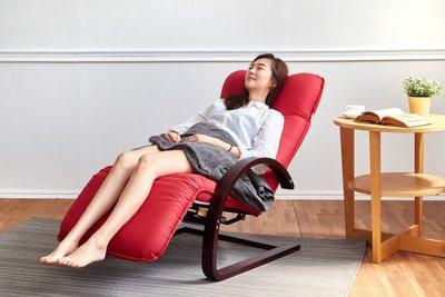 椅的世界  輕鬆躺單人無段式休閒沙發躺椅/沙發椅