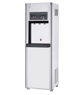 [清淨淨水店]豪星牌HM3187數位精靈冰溫熱三溫開放式熱交換飲水機29800元