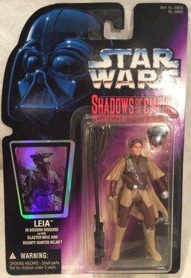 星際大戰STAR WARS LEIA in Boushh Disguise莉亞公主賈巴的宮殿