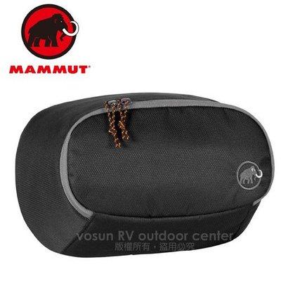 RV城市【MAMMUT 長毛象】Add-on Pocket 3.5L登山背包增加型外袋/外掛包腰包 00080