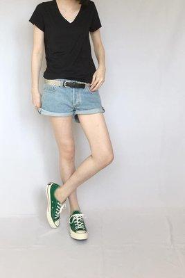 *美國商品區*賣家二手 American Apparel 牛仔短褲