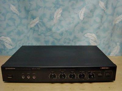 【小劉2手家電】PIONEER 卡拉OK混音器,MAA-300型,品像良好,壞機可修/抵!